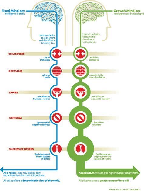 Fixed vs Growth Mind-set