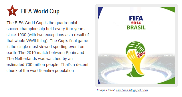 World Cup Viewership