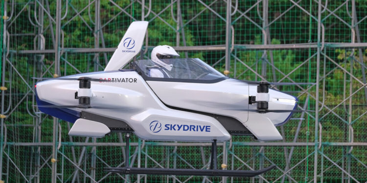 Humans Take a Step Closer to 'Flying Cars'