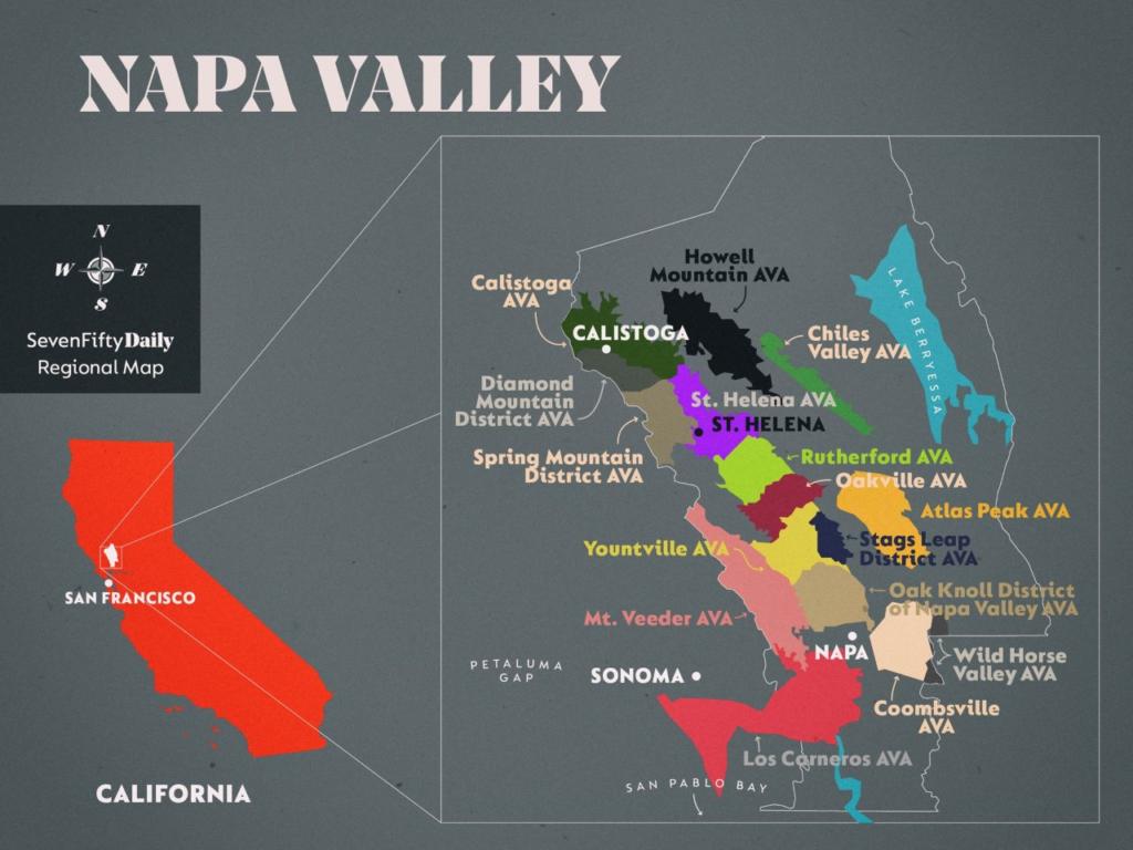 Napa Valley | SevenFifty Daily